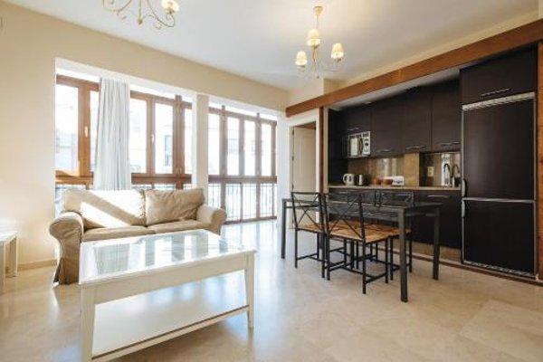 AT apartamentos & VTV Conde de Torrejon 10 - фото 12