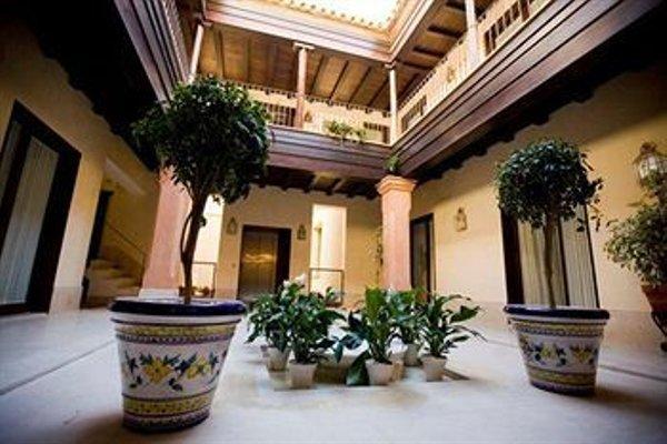 AT apartamentos & VTV Conde de Torrejon 10 - фото 16
