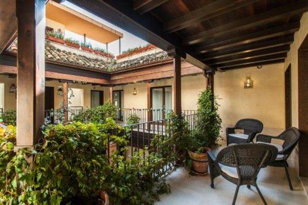 AT apartamentos & VTV Conde de Torrejon 10 - фото 19