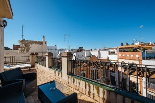 AT apartamentos & VTV Conde de Torrejon 10 - фото 21