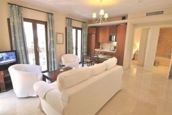 AT apartamentos & VTV Conde de Torrejon 10 - фото 5