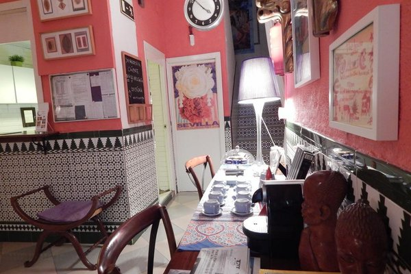 Hostal La Casa de la Luna - фото 16