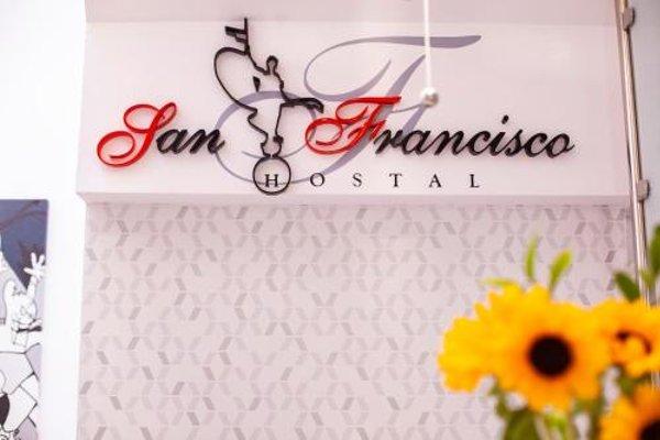 Hostal San Francisco - фото 5