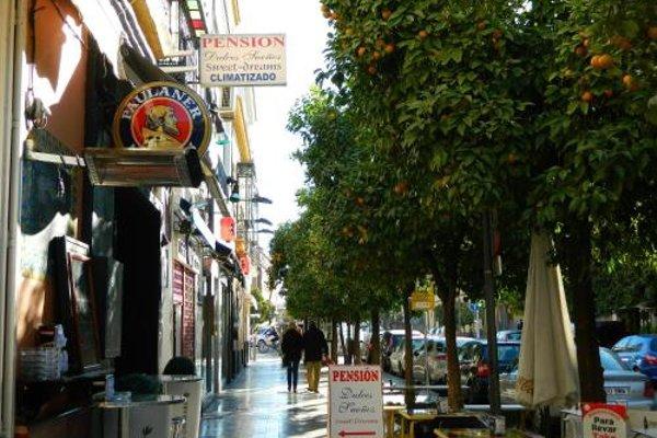 Pension Dulces Suenos - фото 23