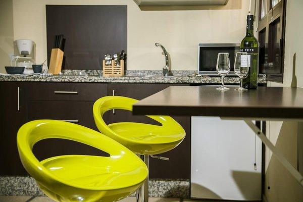 Apartamentos Rey de Sevilla - фото 15