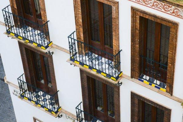 Apartamentos Rey de Sevilla - фото 17