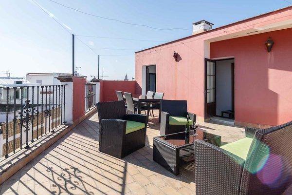 Apartamentos Rey de Sevilla - фото 18