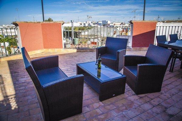 Apartamentos Rey de Sevilla - фото 19