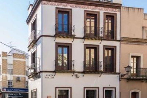 Apartamentos Rey de Sevilla - фото 21