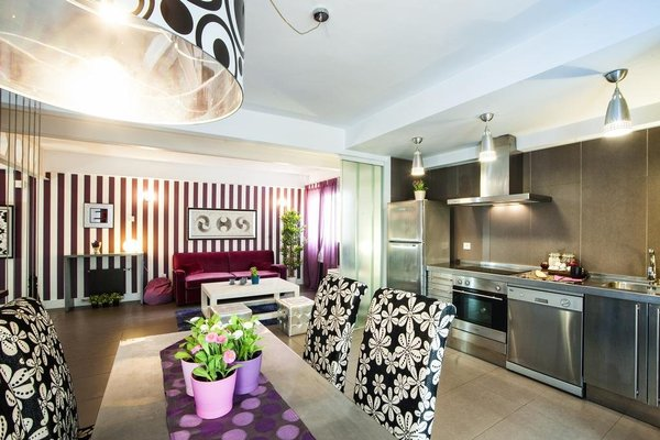 Infantes Singular Apartments - фото 15