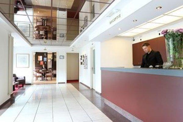 JS Hotel Epen - фото 15