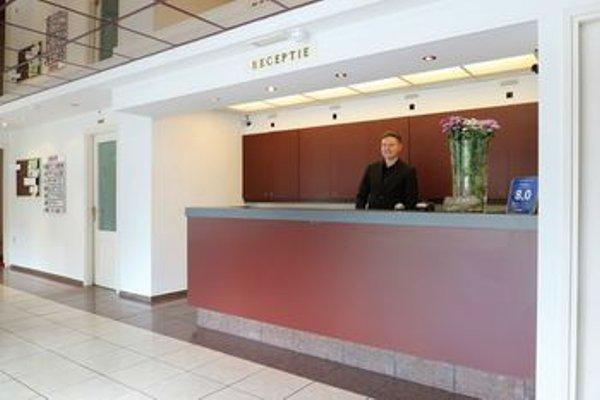 JS Hotel Epen - фото 16