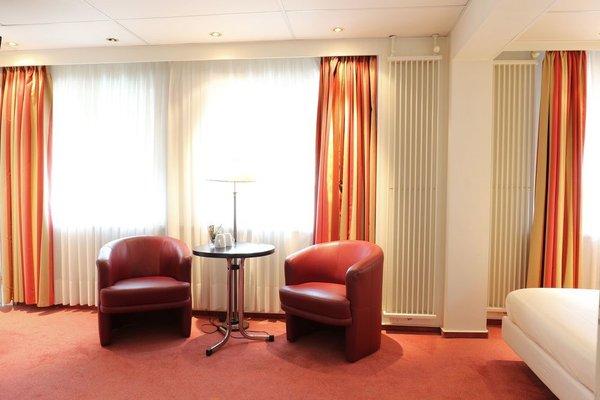 JS Hotel Epen - фото 7