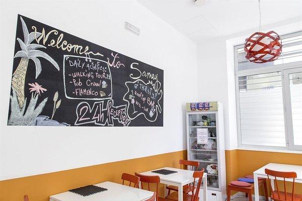 Samay Hostel Sevilla - фото 16