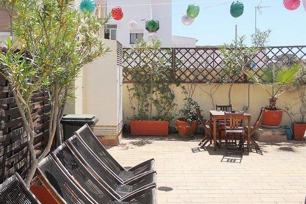 Samay Hostel Sevilla - фото 20