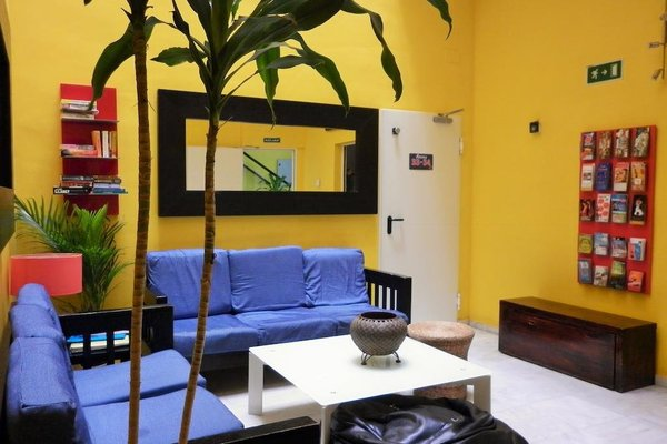 Samay Hostel Sevilla - фото 3