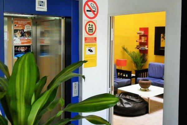 Samay Hostel Sevilla - фото 7