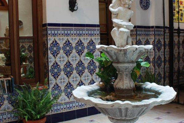 Pension Virgen de la Luz - фото 14