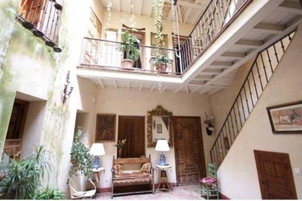 Hostal Casa Del Buen Viaje - фото 12