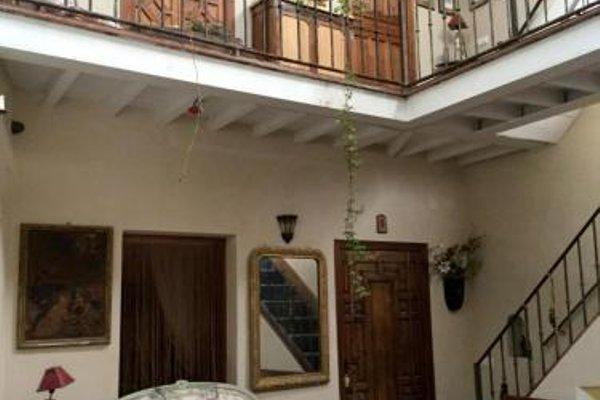 Hostal Casa Del Buen Viaje - фото 14