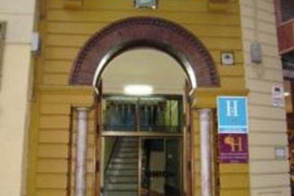 Hostal Union Campana - фото 14