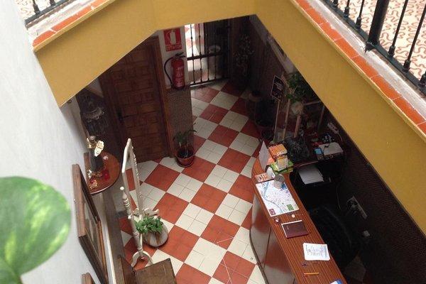Hostal San Lorenzo - фото 18