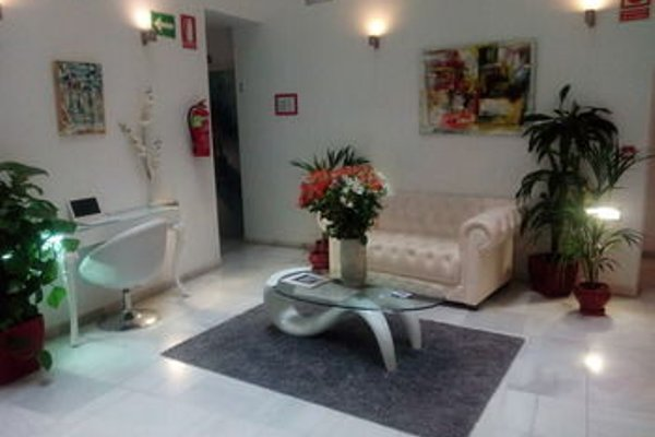 Hotel Palacio Alcazar - фото 9