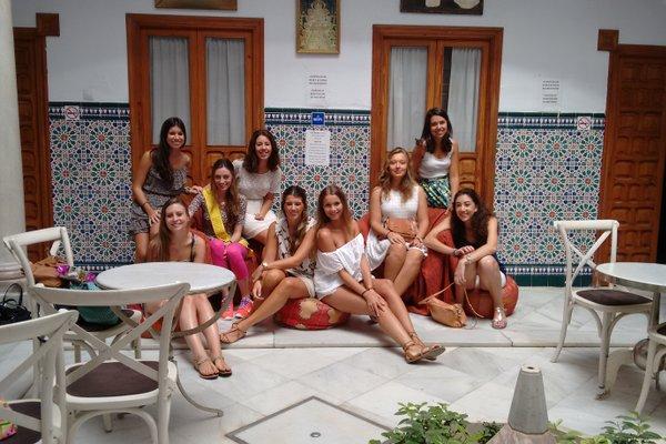 Hostel Trotamundos - фото 16