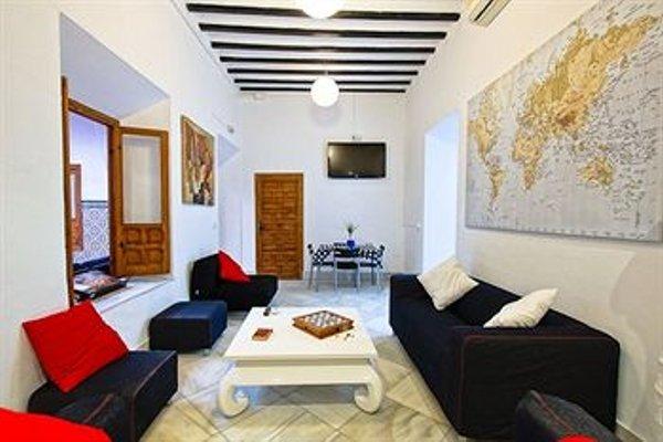 Hostel Trotamundos - фото 6
