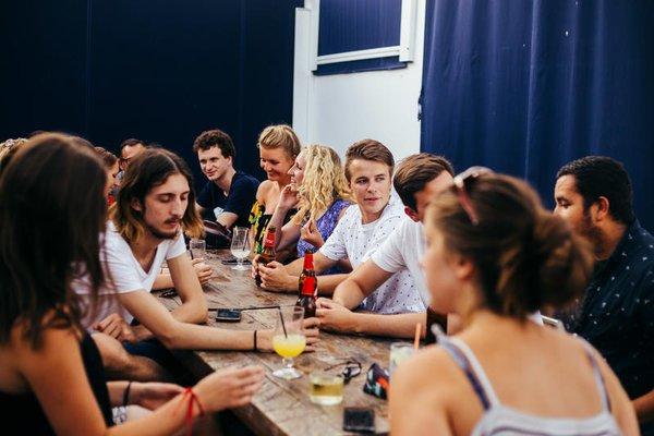La Banda Rooftop Hostel - фото 16
