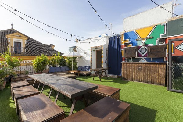 La Banda Rooftop Hostel - фото 20
