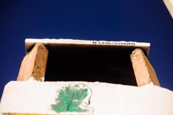La Banda Rooftop Hostel - фото 21