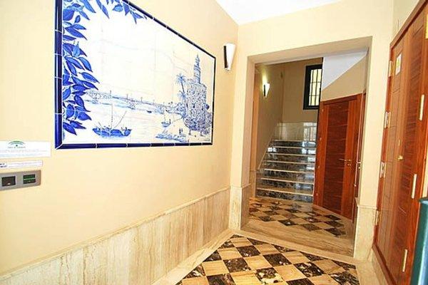 Apartamentos Living Sevilla Centro Maestranza - фото 16