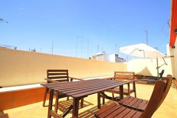 Apartamentos Living Sevilla Centro Maestranza - фото 20