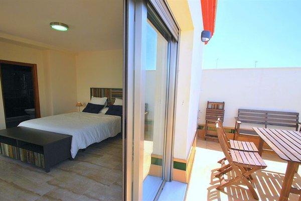 Apartamentos Living Sevilla Centro Maestranza - фото 3