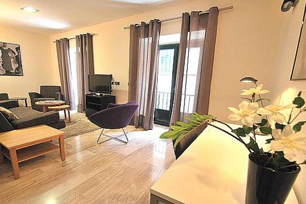 Apartamentos Living Sevilla Centro Maestranza - фото 5