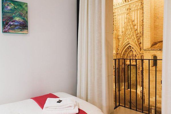 Puerta Catedral Suites - фото 12