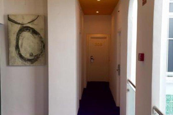 Hotel San Francisco - фото 17