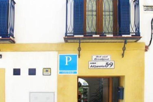 B&B Casa Alfareria 59 - фото 23