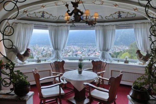 Hotel-Garni Drachenburg - фото 14