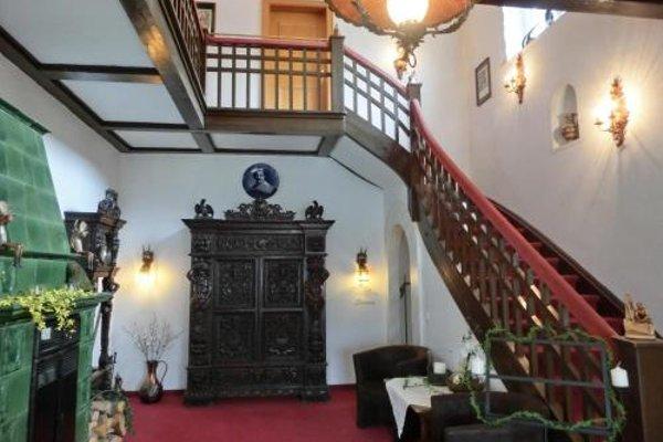 Hotel-Garni Drachenburg - фото 15