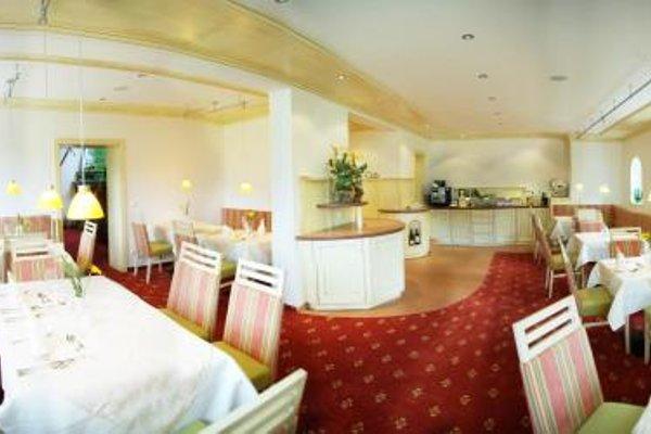 Hotel-Garni Drachenburg - фото 16
