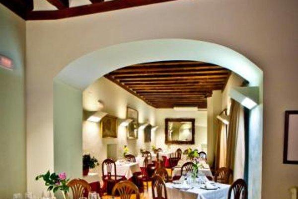 Hotel Condes de Castilla - фото 11