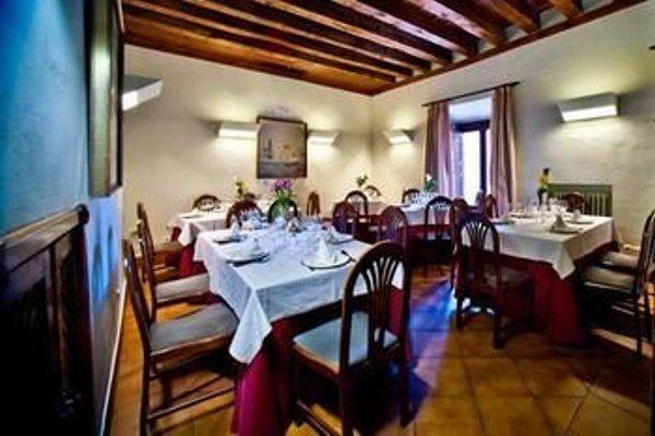Hotel Condes de Castilla - фото 12