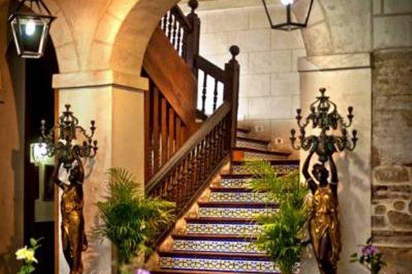 Hotel Condes de Castilla - фото 17