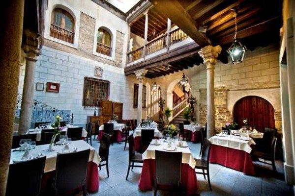 Hotel Condes de Castilla - фото 18
