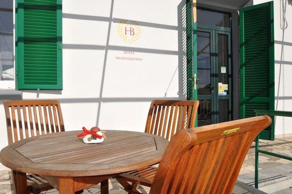 Hotel Belsoggiorno - фото 23
