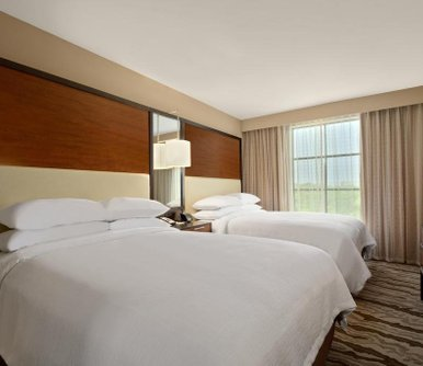 โรงแรม Embassy Suites Chattanooga Hamilton Place