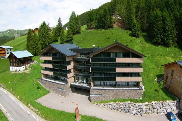 Alpinresort Damuls - фото 23