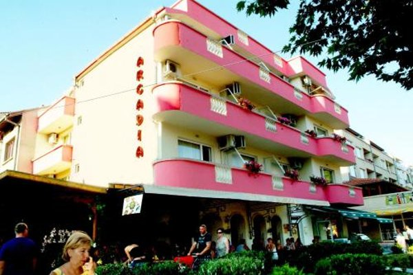 Family Hotel Arkadia - фото 39